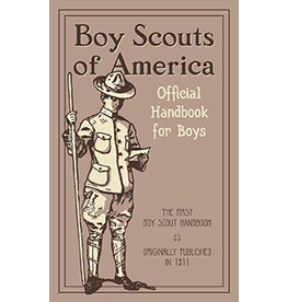 Books - Lifestyle Official Handbook For Boys