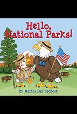 Books - Kids Hello National Parks