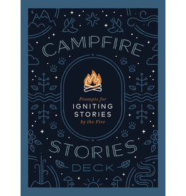 Playing Cards Campfire Stories Deck