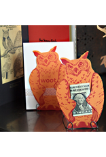 Greeting Cards - Congrats Woo Owl Card