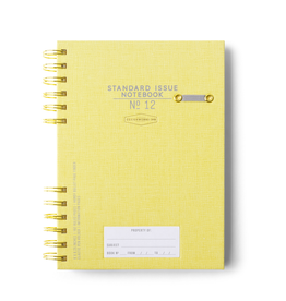 Planners Standard Issue Planner Ochre