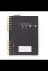 Planners Standard Issue Planner Black