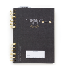 Planners Standard Issue Planner Black