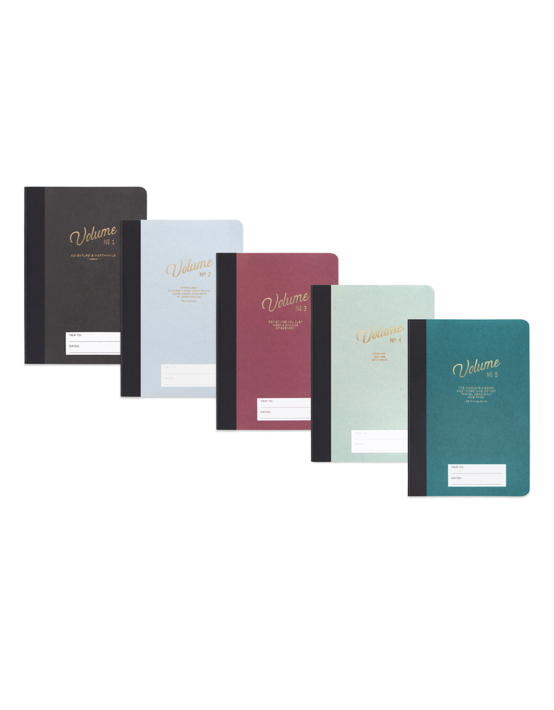 Planners Adventure Set of 5 Planners