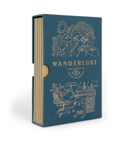 Planners Wanderlust Set of 5 Planners
