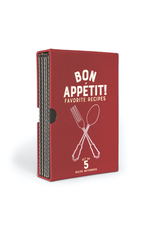 Books - Food & Drink Bon Appetit Set of 5 Recipe Books