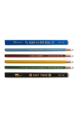 Pens & Pencils Man, Myth, Legend Pencil Set