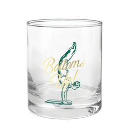 Barware Bottoms Up Rocks Glass