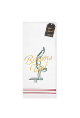 Barware Bottoms Up Bar Towel