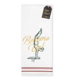 Barware Bottoms Up Bar Towel