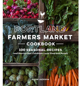 Books - Portland Oregon Portland Farmers Market Cookbook
