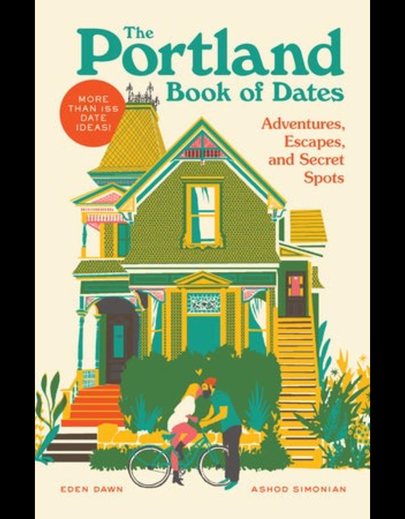 Books - Portland Oregon Portland Book Of Dates