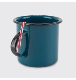 Enamelware Indigo Enamel Mug