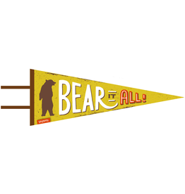 Pendant Bear It All Pennant
