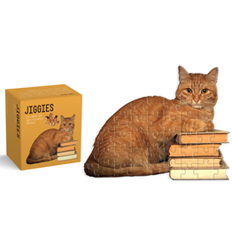 Puzzles Cat Reader Mini Puzzle