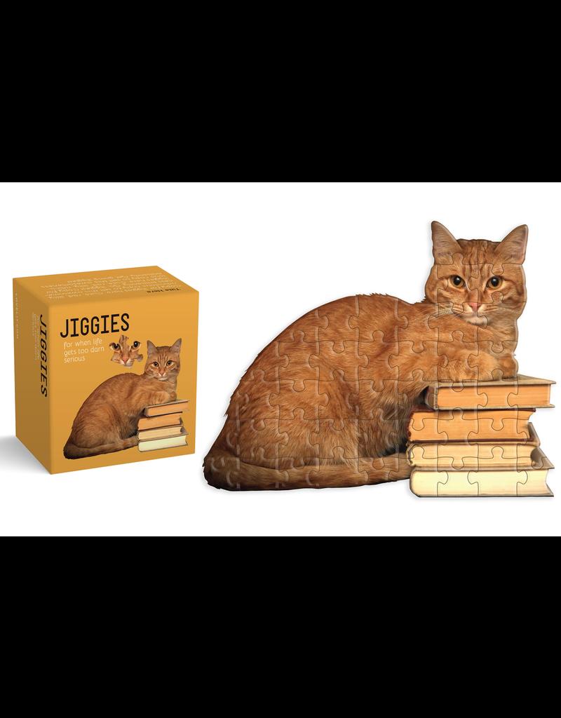 Puzzles Cat Reader Mini Puzzle