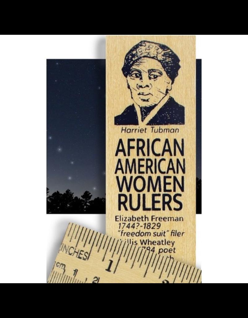 Desk Supplies African American Women Ruler