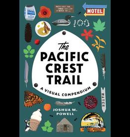 Books - Outdoors Pacific Crest Trail Visual Compendium