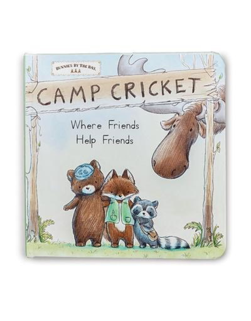 Books - Kids Camp Cricket Board Book