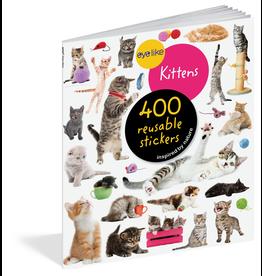 Books - Games Eyelike Stickers: Kittens