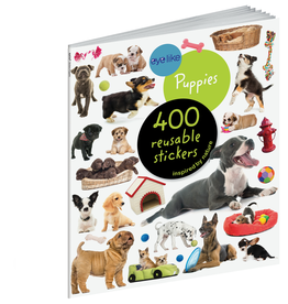 Books - Games Eyelike Stickers: Puppies