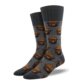 Socks Smokey Bear Outdoor Socks