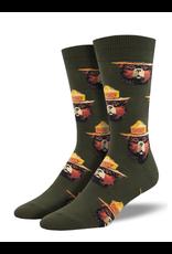 Socks Smokey Face Socks