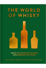 Books - Food & Drink World Of Whisky
