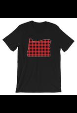 T-Shirts Buffalo Plaid Tee