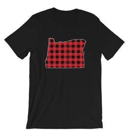 T-Shirts Buffalo Plaid Tee
