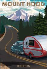 Puzzles Mount Hood Camper Puzzle
