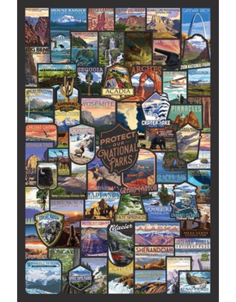 Puzzles Protect Our National Parks Puzzle