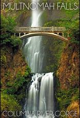 Puzzles Multnomah Falls Puzzle