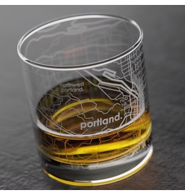Glassware Portland Rocks Glass