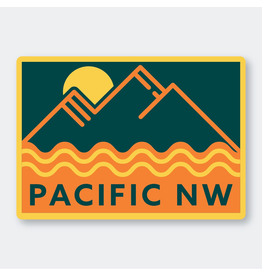 Stickers Pacific NW Geo Sticker