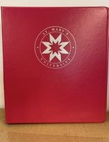 StMU Essential Binder 1""