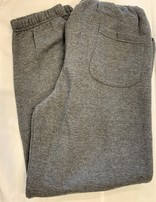 St. Mary's Closed Bottom Sweatpant Charcoal