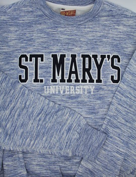 St. Mary's Pro Weave Crewneck