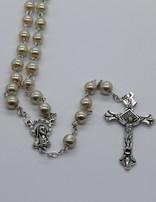 Rosary Pearl Bead  6mm