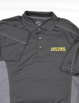 Lightning Golf Shirt Mens