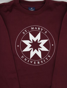 ONLINE ONLY!  St. Mary's Seal Crewneck