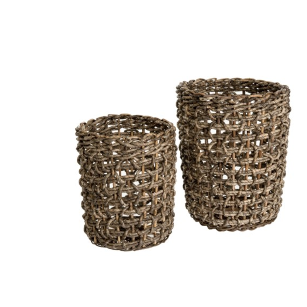 WILD WEAVE BASKET, MEDIUM