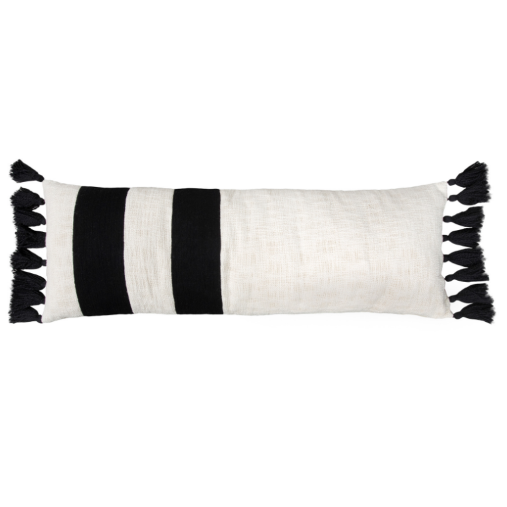 Style in Form FREEDOM PILLOW K, BLACK/CREAM