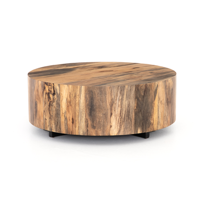 Four Hands JAMES ROUND COFFEE TABLE