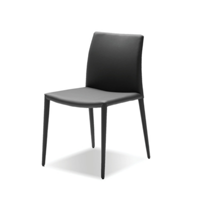 EZRA DINING CHAIR, GREY