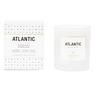 Vancouver Candle Co. VCC ATLANTIC BOXED CANDLE, 13 OZ.