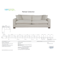 RETREAT COLLECTION, CUSTOMIZABLE
