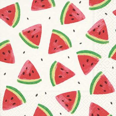 MELON PIECES NAPKINS