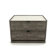 Huppe CLOE SMALL NIGHTSTAND, CUSTOMIZABLE