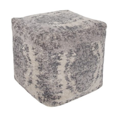 Style in Form BOHEMIAN POUF, FRENCH